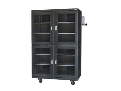 Using A Dry Cabinet to Store Your Electronic Components